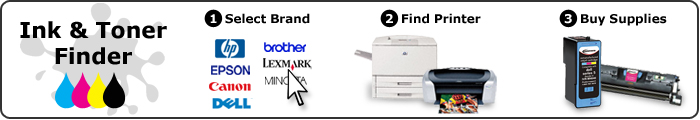 New Betty Mills Ink and Toner Quick Finder