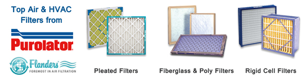 Top Air & HVAC Filters from Leading Brands