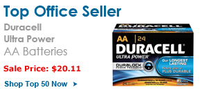 Duracell Advanced Ultra  AA Batteries