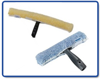 Ettore Squeegee Accessories, Window Cleaning Kits