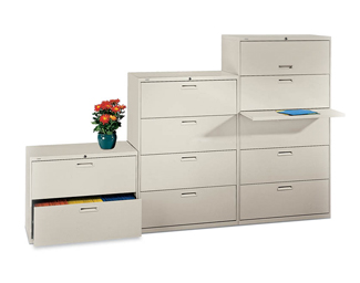 Filing & Storage Cabinets