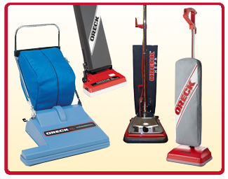 Oreck Commercial Upright Commercial Vacuums