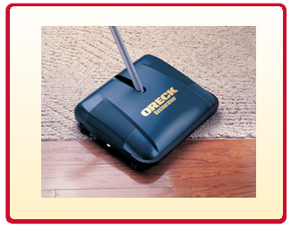 Oreck Commercial Carpet Sweepers