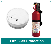 Fire, Gas Protection