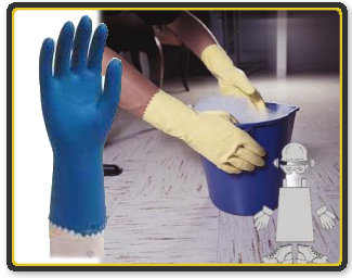 The Safety Zone - Latex Gloves