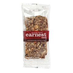 BFG65318 - Earnest EatsPomegranate Walnut Crisp Granola Plank
