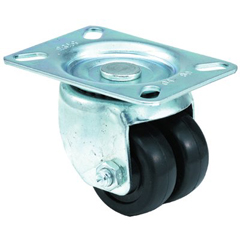 274-1F5802709000197 - E.R. WagnerLow Profile Medium Duty Casters