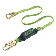 MLS493-8798B6FTGN - Miller by SperianBackBiter™ Tie-Back Lanyards