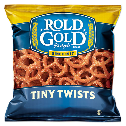 BFVFRI32430 - Frito-Lay Rold Gold Tiny Twists Pretzels