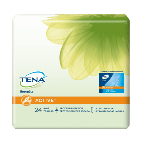 Sca Personal Care Tena Serenity Driactive Plus Bladder Control Pad at Sears.com
