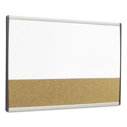 Qrtarccb3018 quartet arc frame cubicle board Cubicle bulletin board ideas