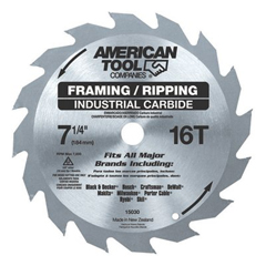 IRW585-15230ZR - IrwinCarbide-Tipped Circular Saw Blades