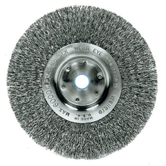 WEI804-01075P - WeilerTrulock™ Narrow-Face Crimped Wire Wheels