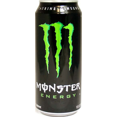 BFVHAN81116 - MonsterEnergy Drink
