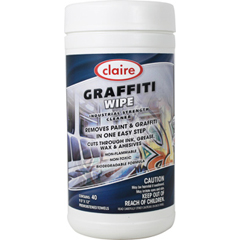 CLA963 - ClaireGraffiti Wipes