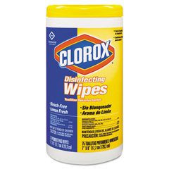COX15948EA - Clorox® Disinfecting Wipes