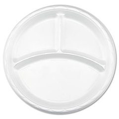DZOGFP10-3 - Dispoz-o Products IncEnviroware™ Foam Plates