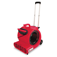 EUKSC6052A - Electrolux Sanitaire® Commercial Three-Speed Air Mover with Built-on Dolly