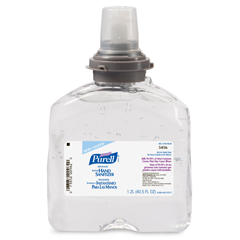 GOJ5456-04 - GOJOPURELL® Advanced TFX™ 1200mL Instant Hand Sanitizer Refills
