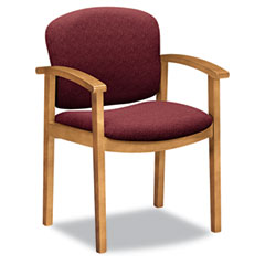 HON2111CBE62 - HON® 2111 Invitation® Reception Series Wood Guest Chair