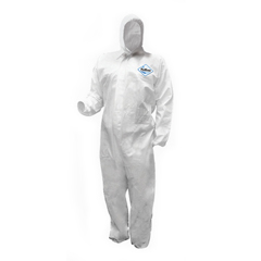 HSCDA-MP333 - HospecoProWorks™ Coveralls - Breathable - Liquid & Particulate Protection