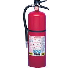 KDD466204 - Pro Line Tri-Class Dry Chemical Fire Extinguishers