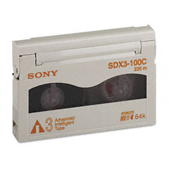 SONSDX3100C - Sony® 8 mm Tape AIT Data Cartridge with Microchip