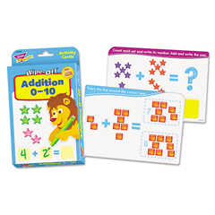 TEPT28103 - TREND® Wipe-Off® Activity Cards