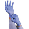 hand protection: Ansell - XL TNT Blu-Disposable Nitrile-100 Gloves/bx
