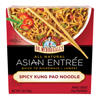 quick meals: Dr. Mcdougall's - Spicy Kung Pao Noodles
