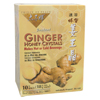 organic snacks: Prince Of Peace - Ginger Honey Crystals Tea