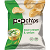 popchips: Popchips - Sour Cream & Onion Chips