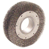 Abrasives: Anderson Brush - Wide Face Crimped Wire Wheels-DH Series