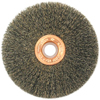 Abrasives: Anderson Brush - Small Diameter Wire Wheels-SS Series-Single Sections
