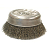 Abrasives: Anderson Brush - Crimped Wire Cup Brush For Small Angle Grinders-UC & UCX Series