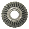 Anderson Brush Wide Face Standard Twist Knot Wire Wheels-TW Series-Carbon Steel ANB 066-14934