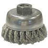 Abrasives: Anderson Brush - Knot Wire Cup Brushes For Small Angle Grinders-US & USC Series