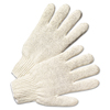 hand protection: Anchor Brand - String Knit Gloves