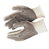 hand protection: Memphis Glove - PVC Dot String Knit Gloves