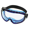 eye protection: Jackson - Mono Goggle Blue Frame Anti Fog Clear Lens
