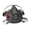 respiratory protection: 3M OH&ESD - Small Respirator Face Piece Only 21617