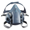 respiratory protection: 3M OH&ESD - Large Half Face Piece Ultimate