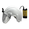 respiratory protection: 3M OH&ESD - Airstream™ High Efficiency Headgear-Mounted Systems