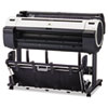 """printers and multifunction office machines: Canon® imagePROGRAF iPF765 36"""" Wide Format Inkjet Printer"""