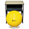 ergonomicchairs: Champion Sports FitPro Ball with Stability Legs
