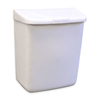Sanfacon-personal-care: Hospeco - Feminine Hygiene Products Waste Receptacle ABS Plastic