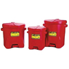 eagle manufacturing safety storage: Eagle Manufacturing - Polyethylene Oily Waste Cans