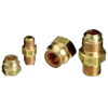 Welding Supplies: Western Enterprises - Brass SAE Flare Tubing Connections