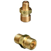 Welding Supplies: Western Enterprises - Male NPT Outlet Adapters for Manifold Piplelines