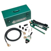 Electrical Tools: Greenlee - Ram & Foot Pump Hydraulic Driver Kits